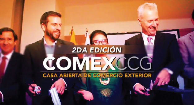 COMEX CCG – segunda edición