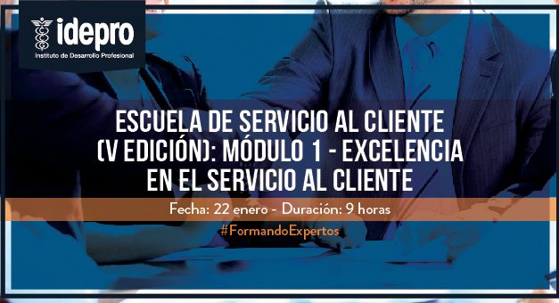Escuela de Servicio al Cliente – V Edición