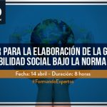Taller para la Elaboración de la Guía de Responsabilidad Social bajo la Norma ISO 26000