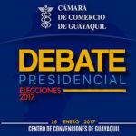 Debate Presidencial elecciones 2017