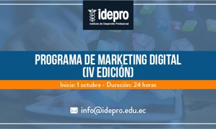 Programa de Marketing Digital