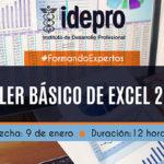 Taller básico de Excel 2010
