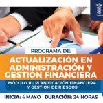 Planificación financiera y gestión de riesgos
