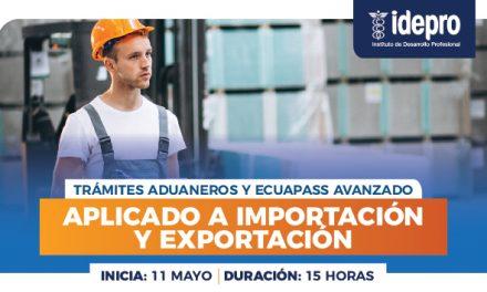 Trámites aduaneros y Ecuapass avanzado