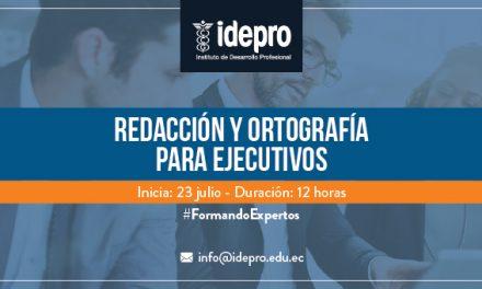Redacción y ortografía para ejecutivos
