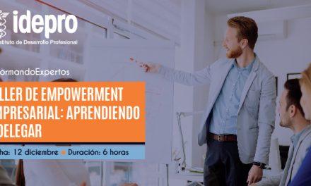 Taller de Empowerment Empresarial