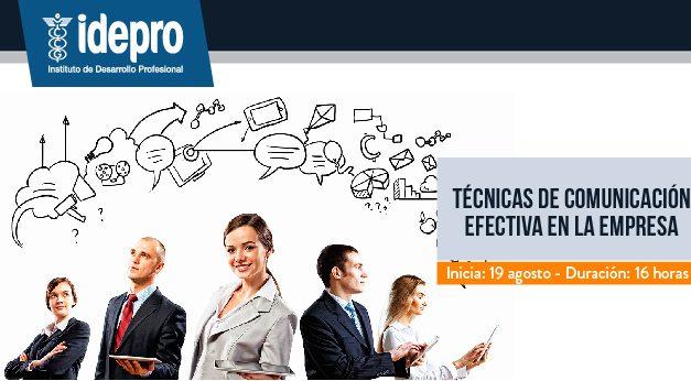 Técnicas de Comunicación efectiva en la empresa