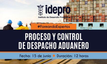 Proceso y Control de Despacho Aduanero