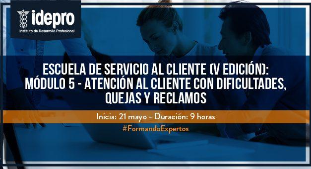 Escuela de Servicio al Cliente