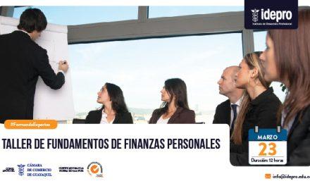 Taller de Fundamentos de Finanzas Personales