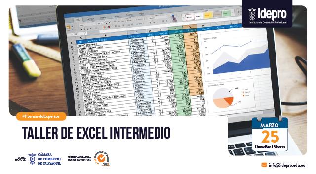 Taller de Excel Intermedio
