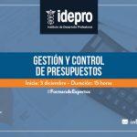 Gestión y control de presupuestos