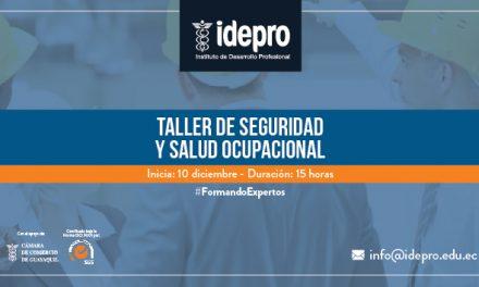 Taller de Seguridad y Salud Ocupacional