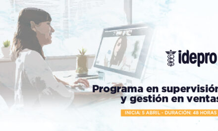 Programa en Supervisión y Gestión de ventas