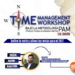 Time Management Workshop – V Edición