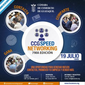 CCG SPEED NETWORKING - 7MA EDICIÓN
