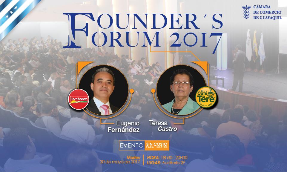 CCG Founders Forum