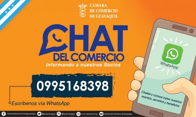 Chat del Comercio