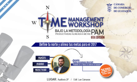 Time Management Workshop – VI edición