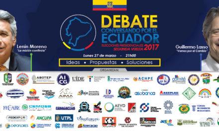Debate Conversando Ecuador