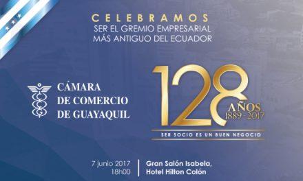 Aniversario 128 CCG