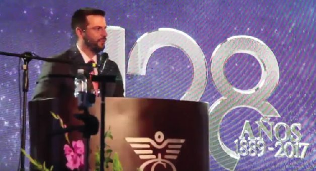 Discurso de Pablo Arosemena Marriott #CCG128