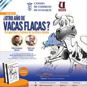 ¿Otro año de vacas flacas? Perspectivas y balance de la última década con Pablo Arosemena y Pablo Lucio Paredes