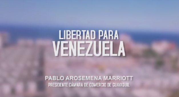 Libertad para Venezuela