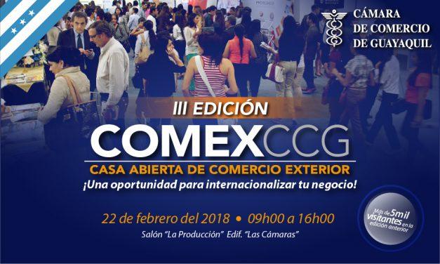 COMEX – Casa abierta de Comercio Exterior