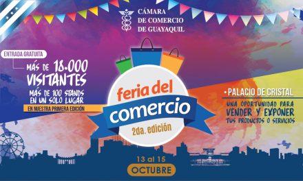 Feria del Comercio 2da Edición