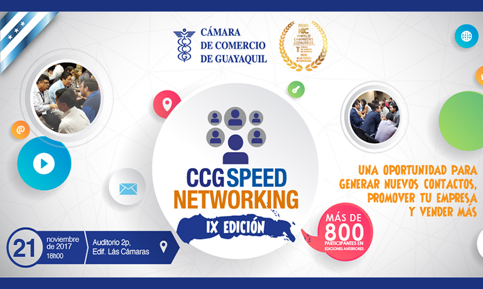 CCG Speed Networking