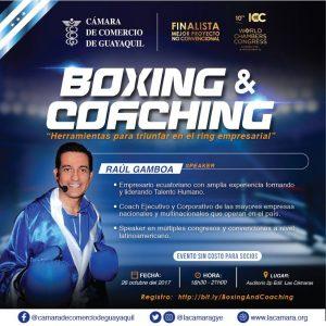 Boxing & Coaching con Raúl Gamboa