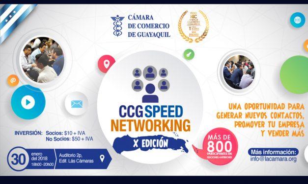 CCG SpeedNetworking X edición