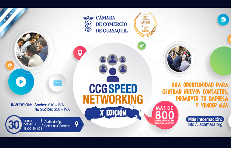 CCG SpeedNetworking X edición