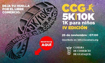CCG 5K/10K por el libre comercio
