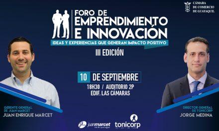 Foro de Emprendimiento e Innovación