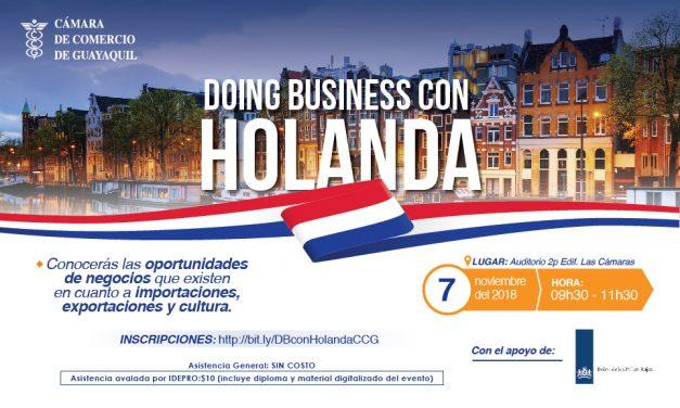 Doing Business con Holanda