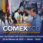 COMEX: Casa abierta de Comercio Exterior – IV edición