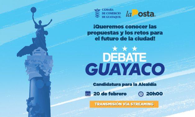 Debate Guayaco