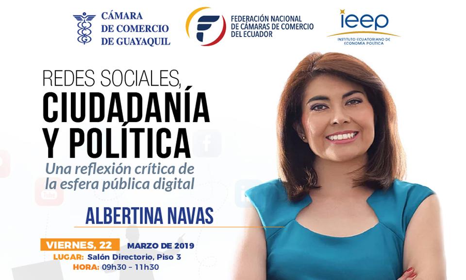 Redes Sociales, ciudadanía y política