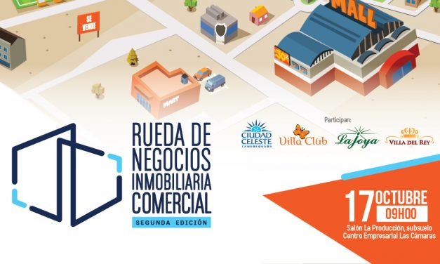 Rueda de Negocios Inmobiliaria Comercial