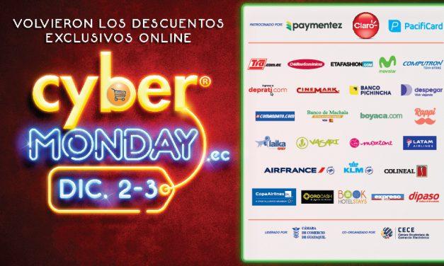 Cyber Monday – 11va. edición
