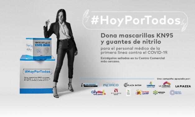 #HoyPorTodos