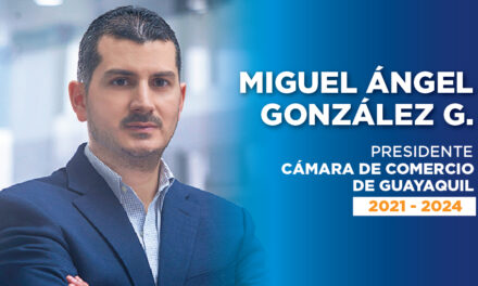 Miguel Ángel González G. – nuevo presidente CCG